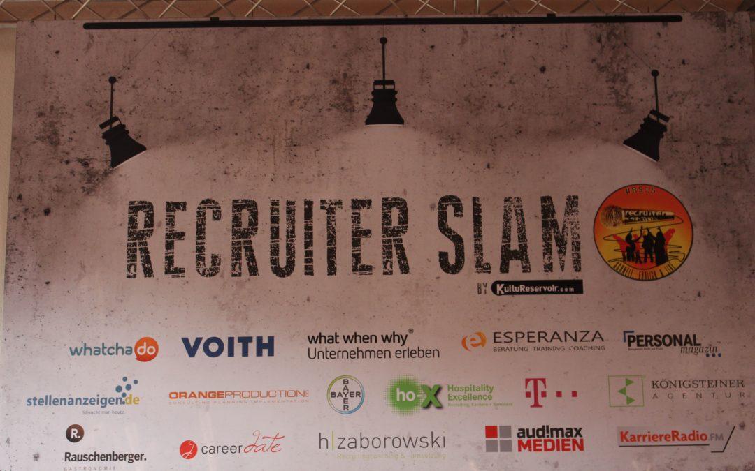 Recruiterslam 2015 – Der Blick auf das Recruiting der Zukunft