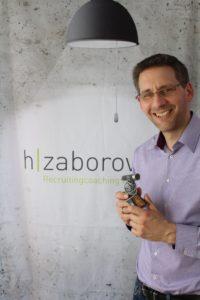 Henrik Zaborowski Recruiterslam Champion 2015