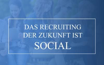 Social Recruiting – 4 Praxisbeispiele und Ausblick auf agiles HR!