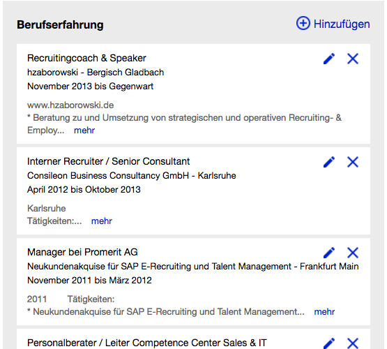 Active Sourcing mit Indeed! Es geht bald los!