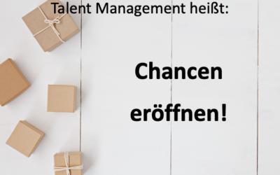 Karriere, Erfolg und Talentmanagement! Oder: Was wir wirklich brauchen!