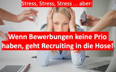 Erfolgreiches Recruiting geht in Zukunft nur über die Fachbereiche!