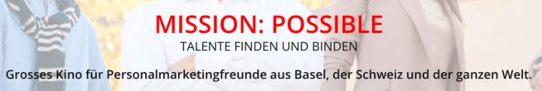 Talent Basel am 25. März 2019
