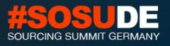 Sourcing Summit Deutschland am 3.-4. April 2019 in München