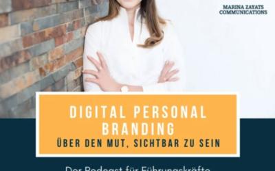 Über den (Un)sinn von Personal Branding – zu Gast im Digital Personal Branding Podcast